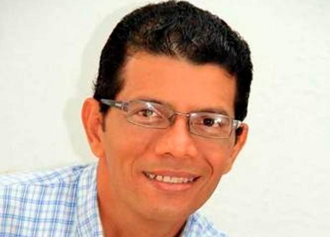 Carlos Alberto Altahona Arraut, exalcalde de Puerto Colombia (2012-2015). // Twitter.