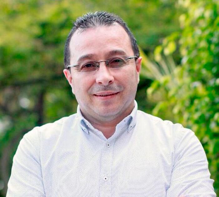 Carlos Mario Estrada, director del Sena. //Colprensa.
