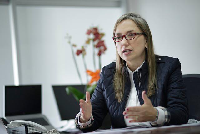 La nueva ministra de las TIC es Carmen Ligia Valderrama Roja