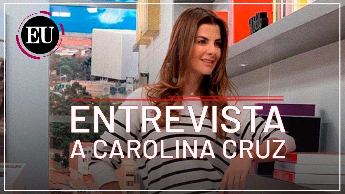 [Video] Carolina Cruz nos contó lo que viene para 2020