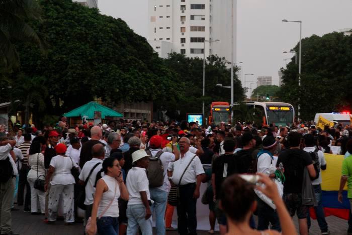 Según el Dane en Cartagena hay 887.946 habitantes. // Archivo