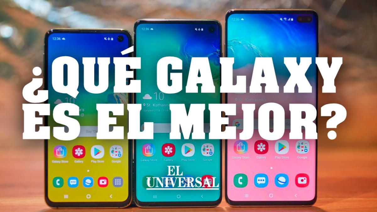 Video: primeras impresiones de los Galaxy S10