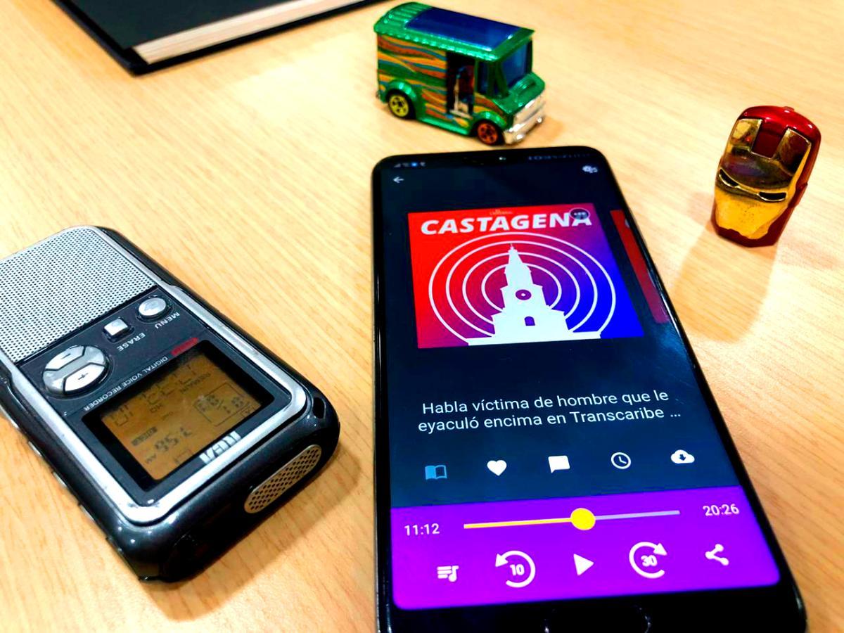 Castagena #36 - Habla víctima de hombre que le eyaculó encima en Transcaribe