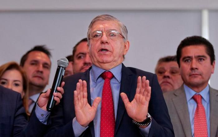 El líder del Partido Liberal, César Gaviria. //Colprensa.