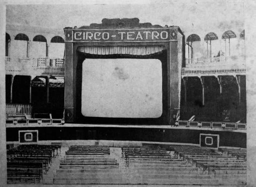 Imagen circo teatro