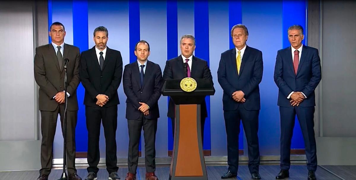 Colombia confirma su postulación para realizar la Copa América de 2020
