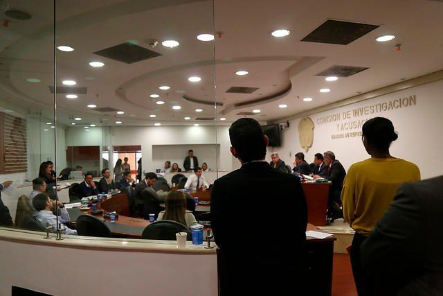 El proceso está en manos de la Comisión de Investigación y Acusaciones de la Cámara de Representantes. // Colprensa.