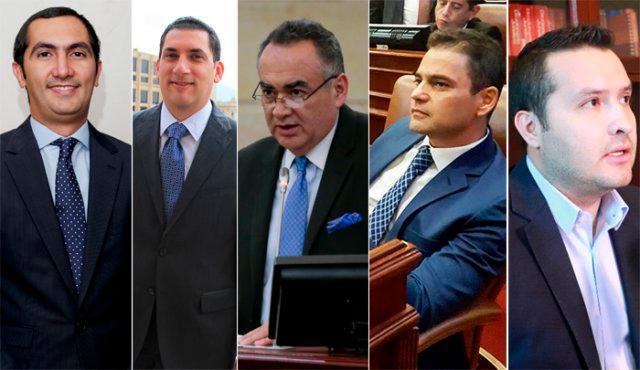 Admiten primeras cinco demandas contra los congresistas 'más vagos'