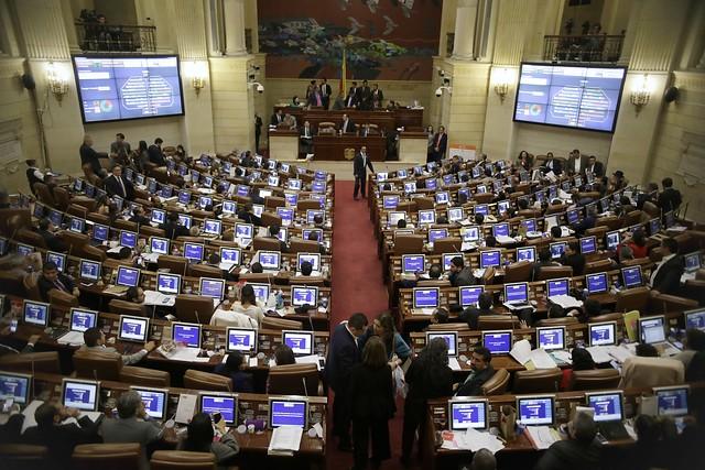 Cámara aprobó el 70% de la reforma tributaria