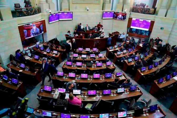 Se cayó el proyecto anticorrupción por falta de conciliación. // Colprensa