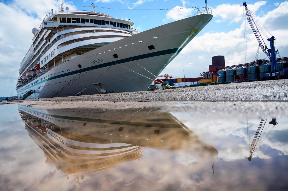 Los primeros cruceros ya empezaron a regresar a la ciudad, gracias a los progresos en la implementación de corredores de seguridad. // FOTO: Pedro Puente Hoyos