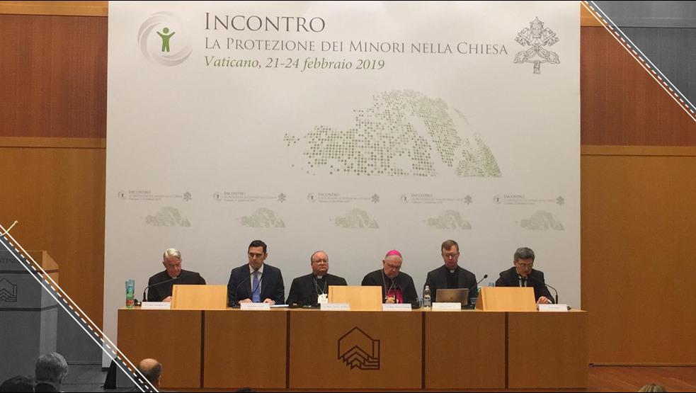 Cumbre sobre pederastia en el Vaticano está bajo lupa
