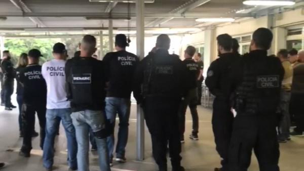 Desmantelan red de tráfico en Brasil que mandaba drogas y armas a Uruguay