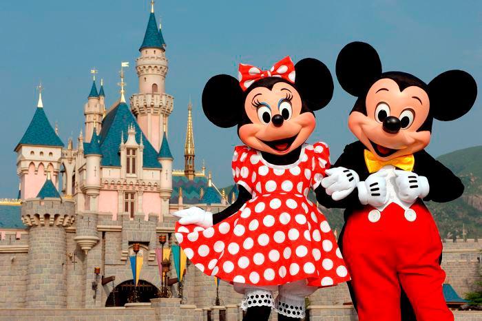 Actualmente hay parques de Disney en Estados Unidos, Japón, Francia y China. // AP