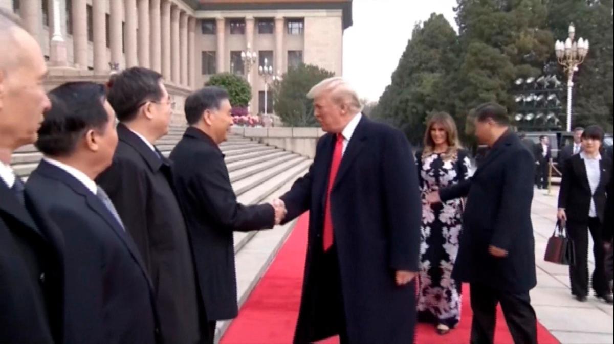 China anuncia nueva ronda de negociación comercial con EEUU