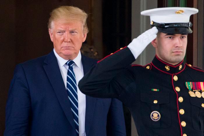 Trump ordenó un ataque contra Irán, pero después lo suspendió