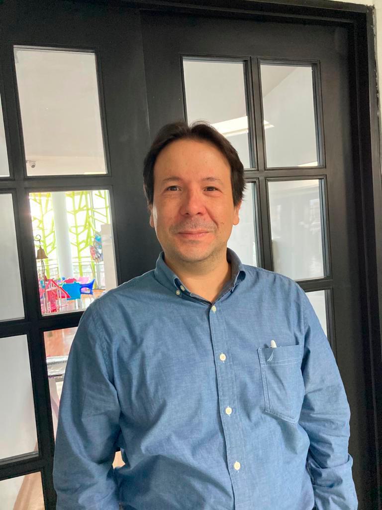 Doctor Agustín Contreras Acosta.//Cortesía.