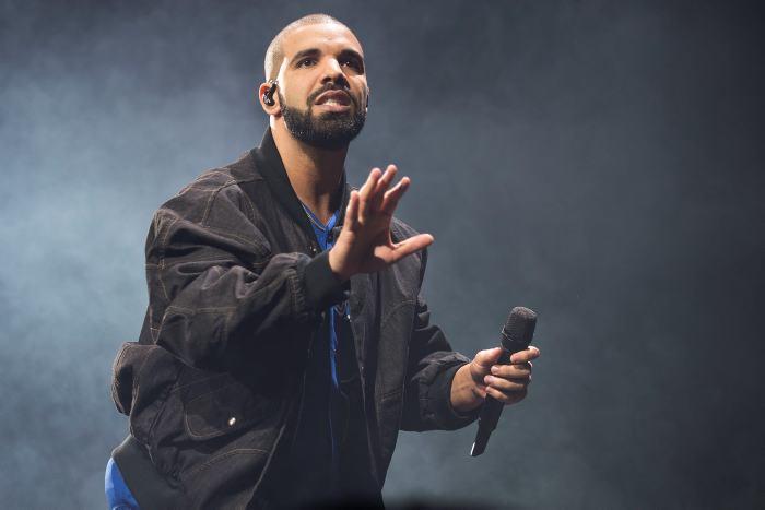 Drake, uno de los más nominados de la gala.