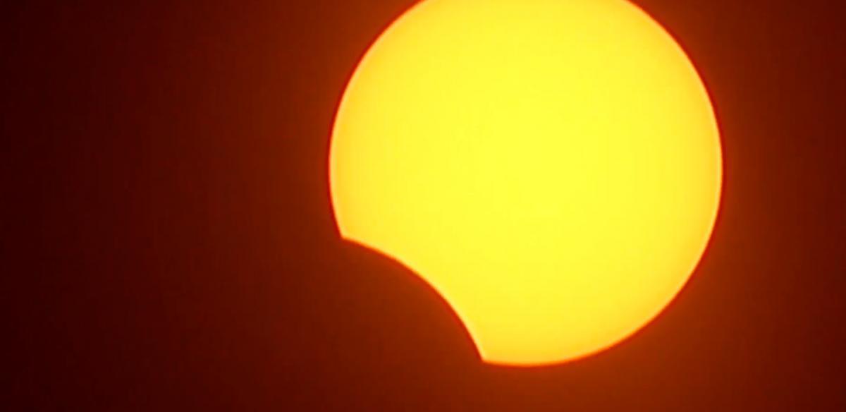 [En vivo] Disfruta del eclipse solar de 2019