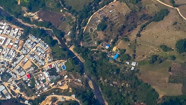 El atentado contra el oleoducto Caño Limón Coveñas, en Norte de Santander, se registró en la tarde del martes. // Colprensa