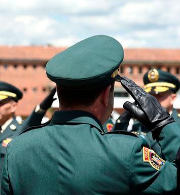 """Ejército indicó en un comunicado que """"las capturas se realizaron en coordinación con el CTI Cundinamarca y la Fiscalía""""."""
