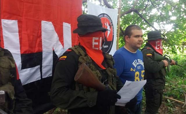 """El ELN dijo en su comunicado que el dinero """"será destinado a la lucha revolucionaria"""". // Foto: Colprensa."""