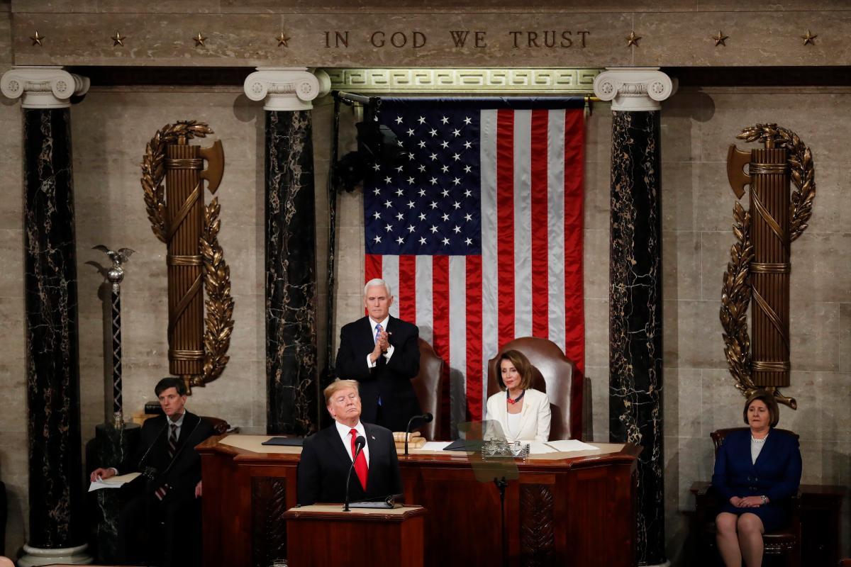 El presidente de los Estados Unidos, Donald J. Trump. // EFE SHAWN THEW.