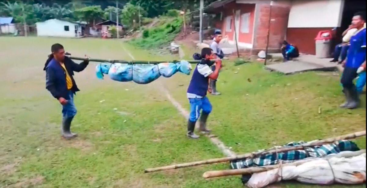 Explosión en resguardo indígena deja al menos ocho muertos