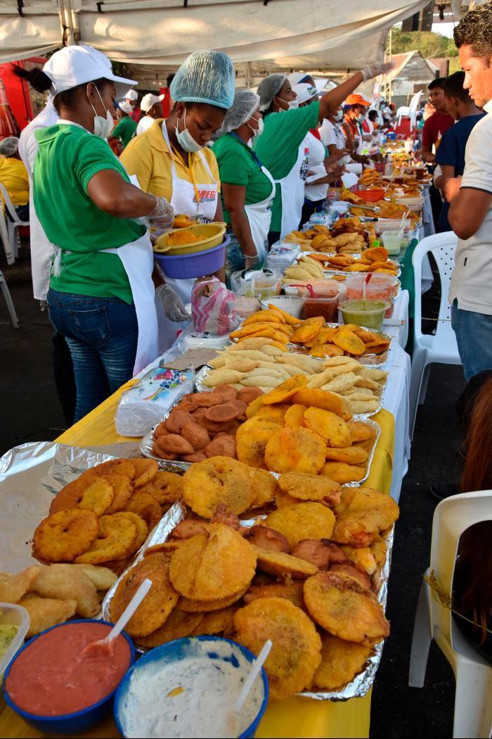 El Festival del Frito Cartagenero se realizará desde el 24 de enero hasta el 2 de febrero. // Archivo.