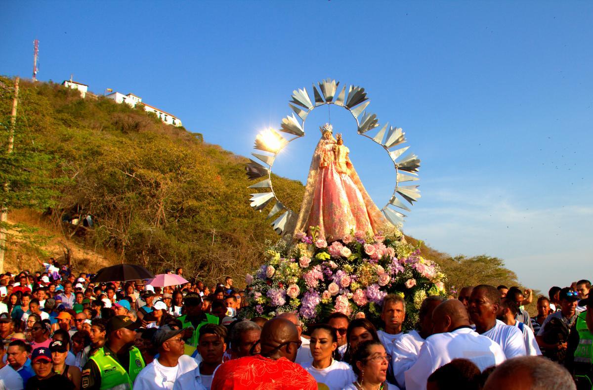 Las fiestas van del 24 de enero al 2 de febrero. // Foto: Luis Eduardo Herrán Alvarez.