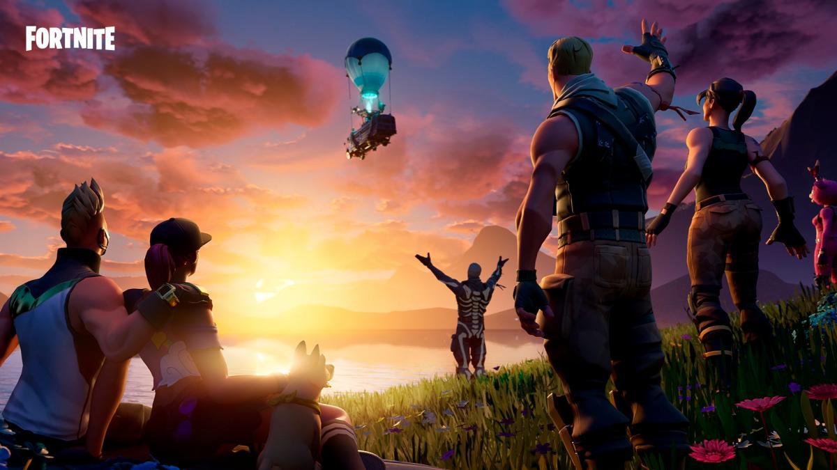 El fin de Fortnite: termina la temporada 10 y el mapa explota