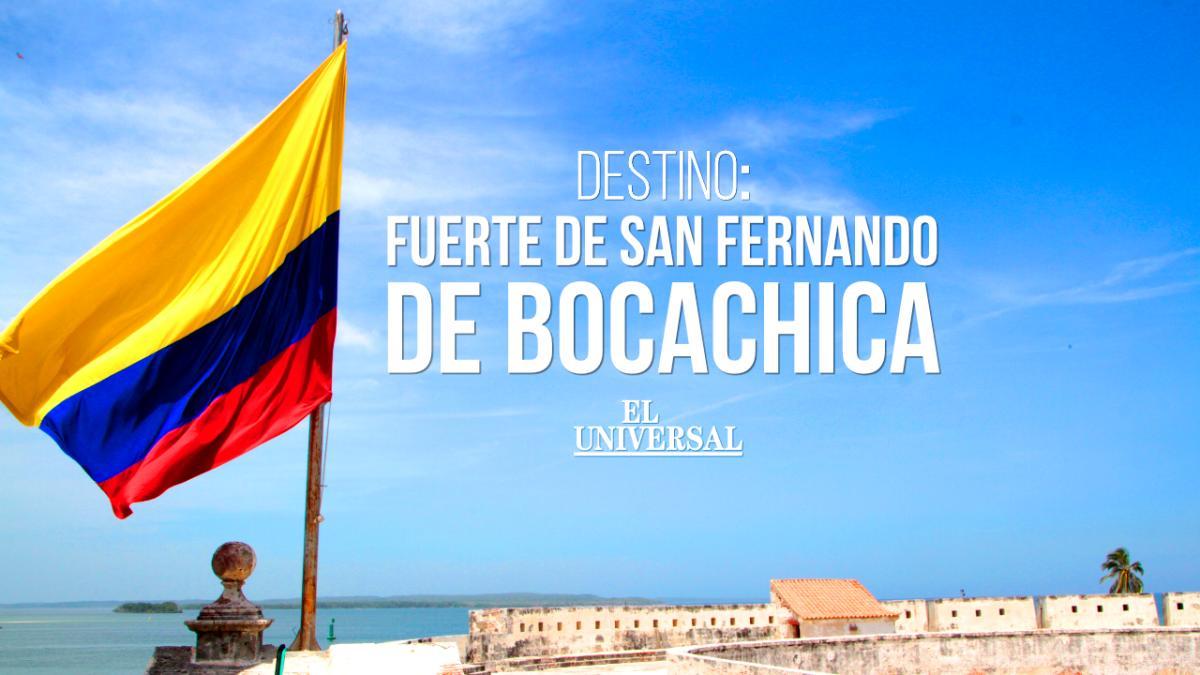 Destinos #1: descubre el Fuerte de San Fernando de Bocachica