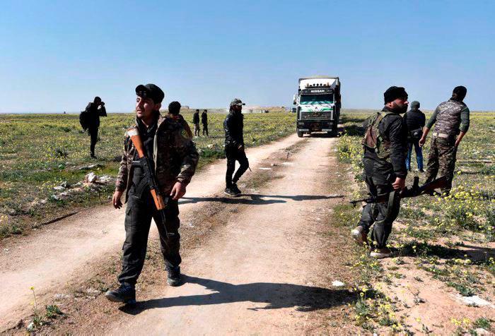 Fuerzas de Siria Democrática