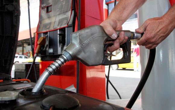 La norma metrológica ordena que los surtidores y dispensadores de combustibles estén calibrados en ceros. //Colprensa.
