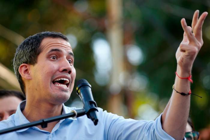 Juan Guaidó. // AP