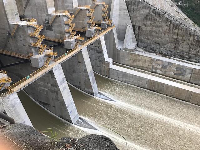 El cierre de la compuerta 2 de la casa de máquinas del proyecto Hidroituango se realizará el próximo 16 de enero. //Colprensa