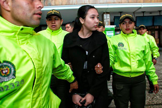 Caso Merlano: jueza declara legales detenciones de los dos primeros capturados