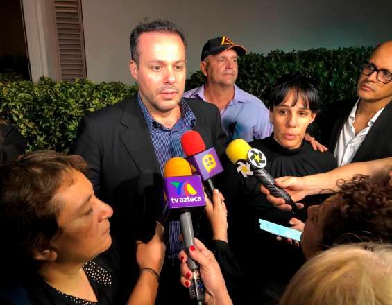 José Joel, hijo de José José. Foto: Agencia EFE