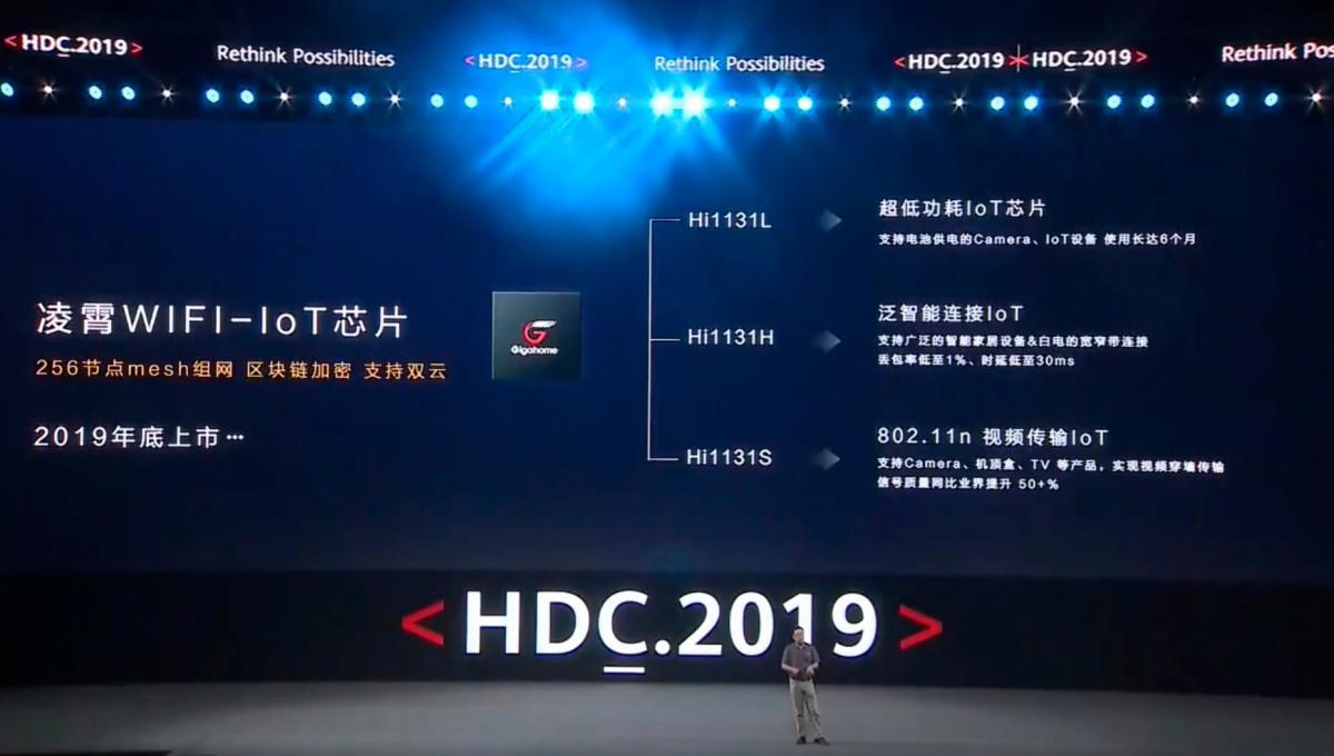 [Video] Huawei presenta su alternativa a Android