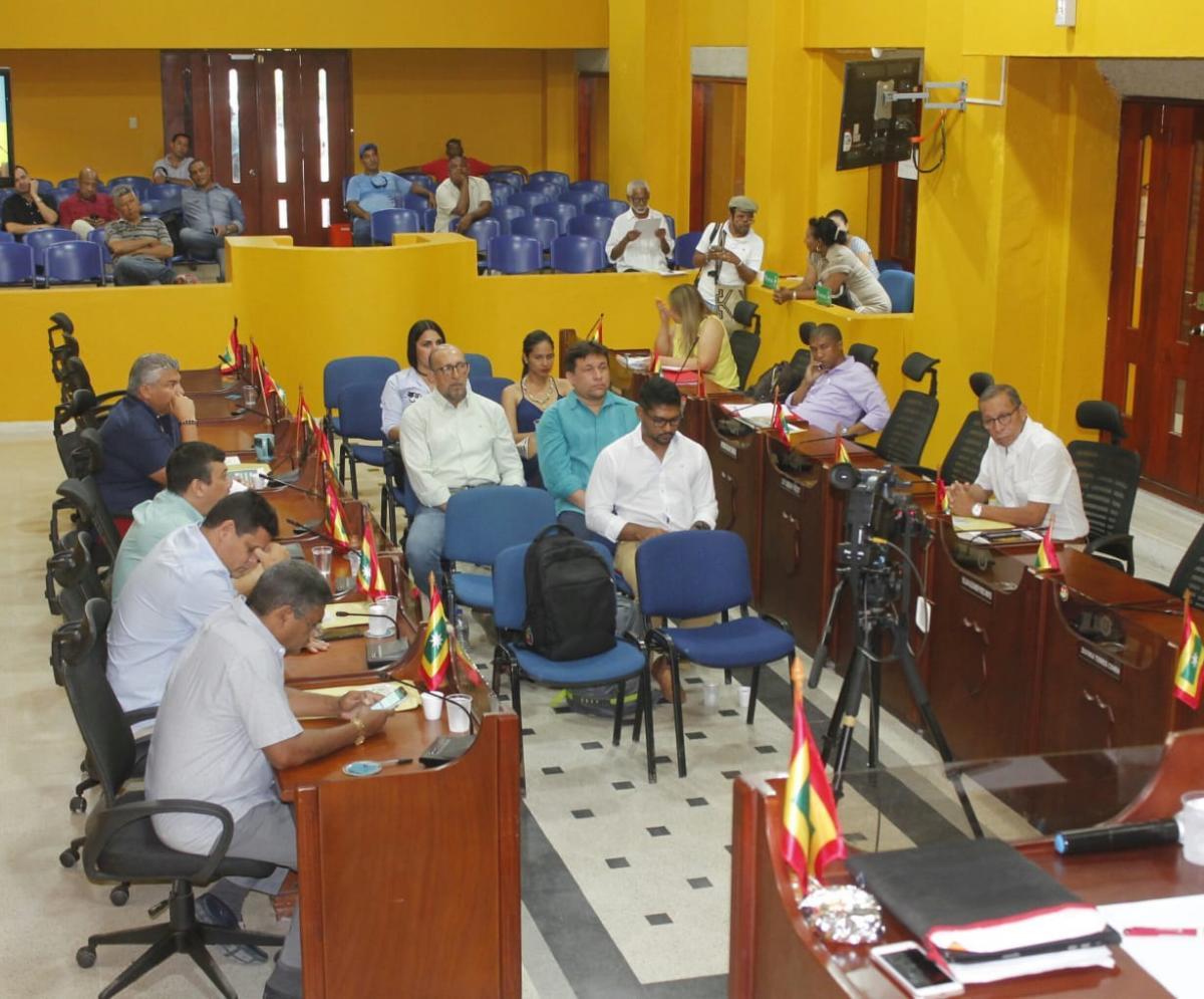 Imagen Sesion del Concejo