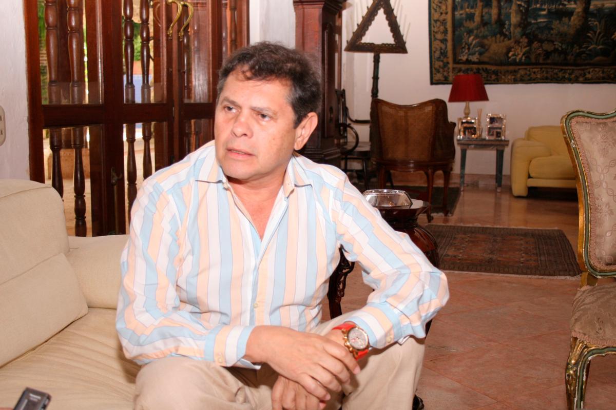 Carlos Mattos. Foto: Archivo/El Universal