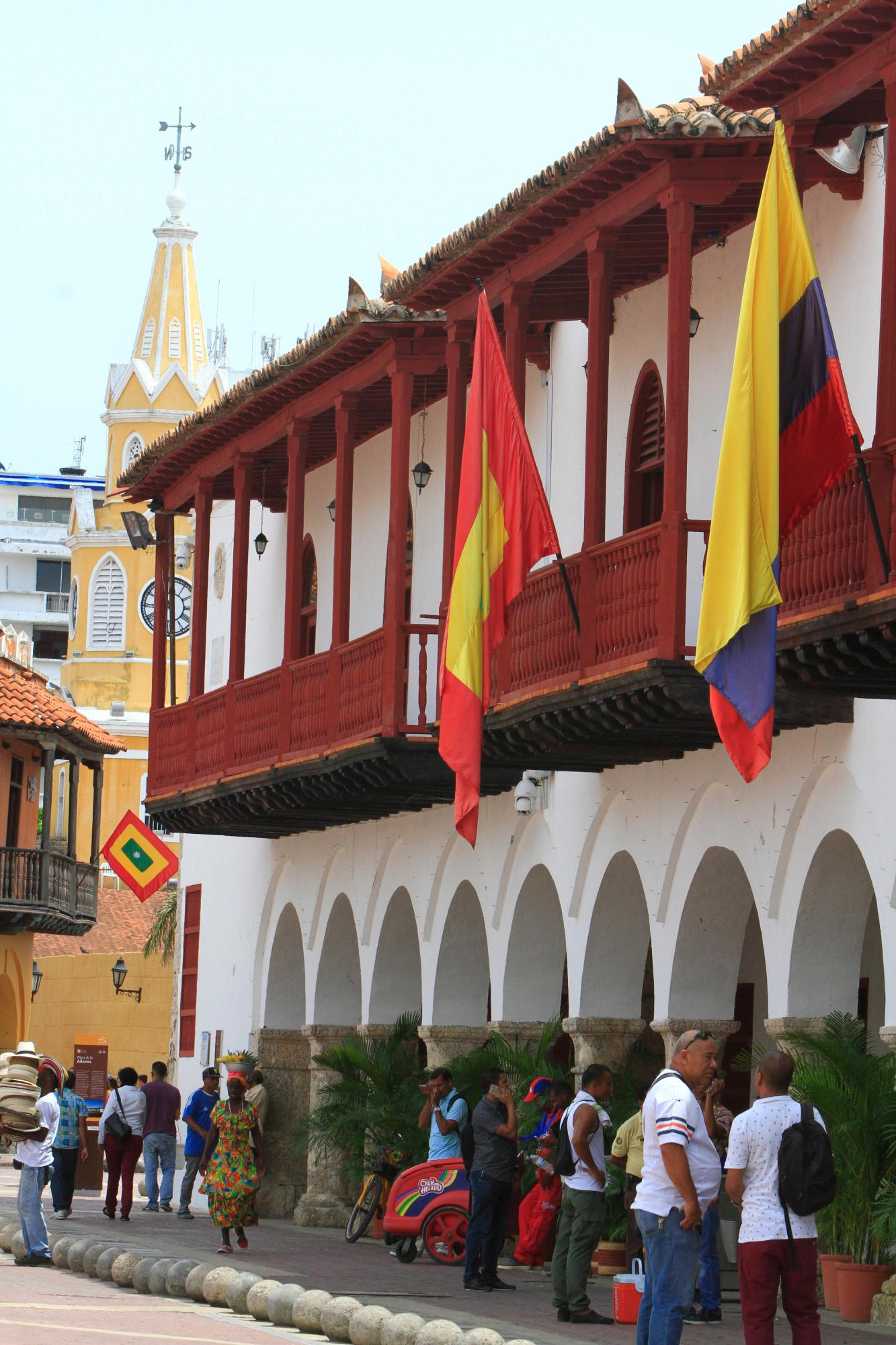 El alcalde (e) de Cartagena, Pedrito Pereira, ejerce sus funciones a la espera de una decisión por parte de Presidencia de la República. //Archivo.