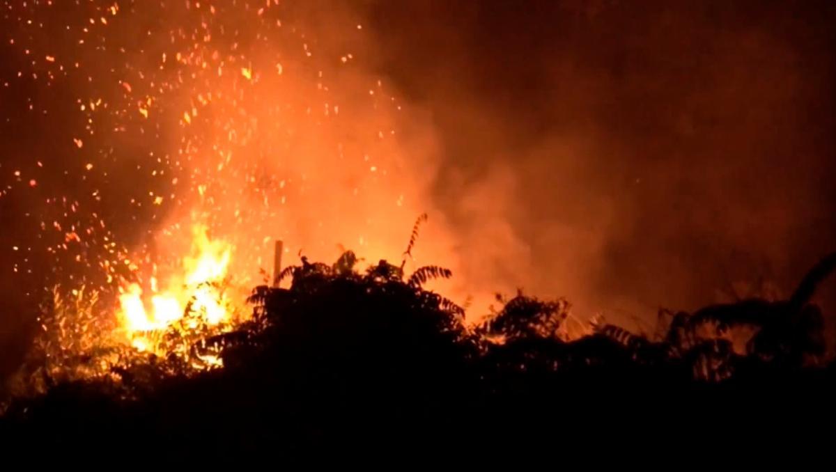[Vídeo] Incendios forestales arrasan Indonesia y el humo se extiende a países vecinos