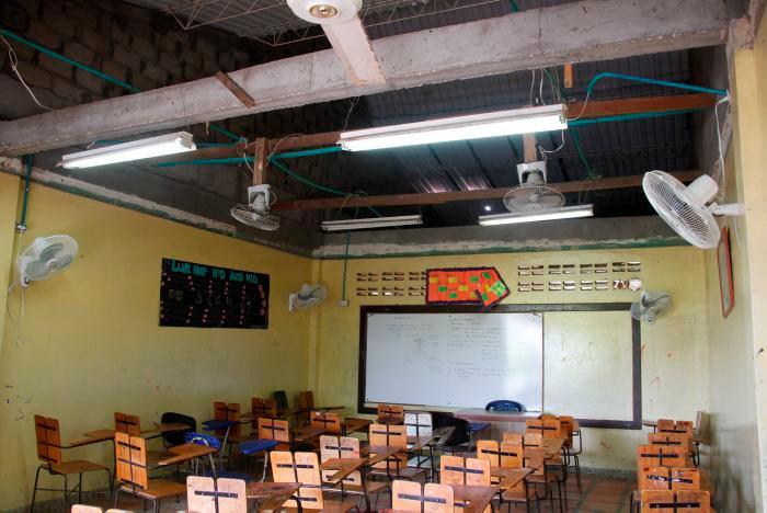 30 instituciones educativas serán refaccionadas, el Distrito ya adjudicó el contrato.