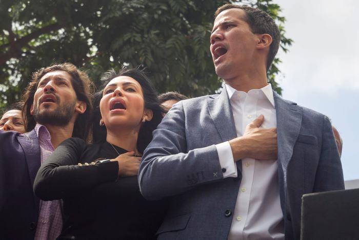 El legislador se dirigía a un cabildo abierto convocado por la Cámara en el estado Vargas, cercano a Caracas, cuando fue interceptado por agentes del Sebin.