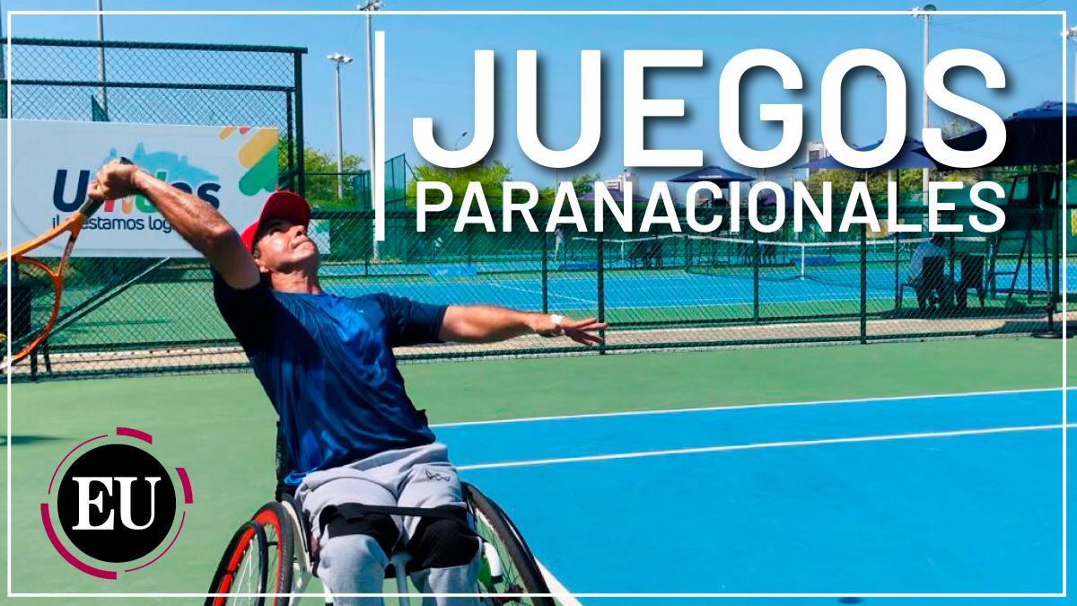 [Video] Así van los Juegos Paranacionales en Cartagena