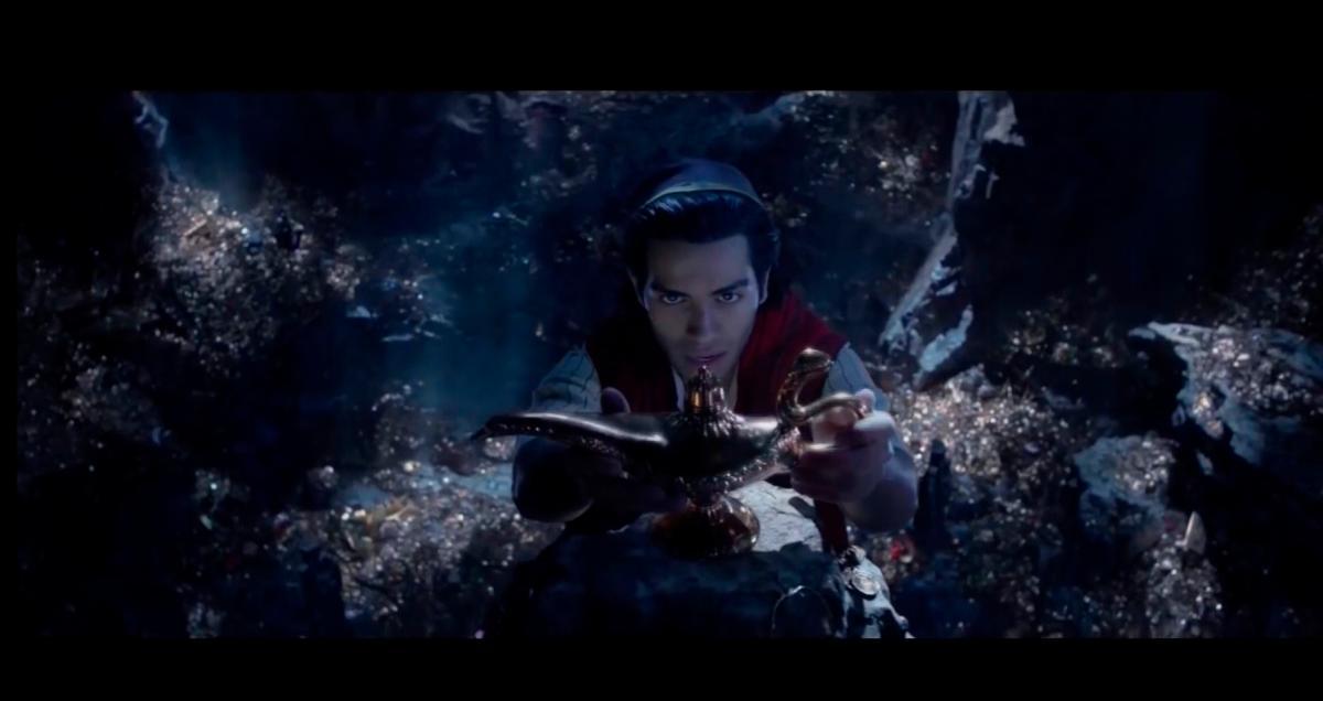 """""""Aladdin"""" y el genio Will Smith llegan para conquistar la taquilla de EE.UU."""