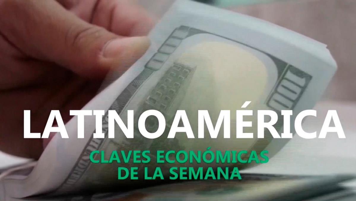 [Video] Claves económicas que marcarán la semana del 18 al 24 de noviembre en Latinoamérica