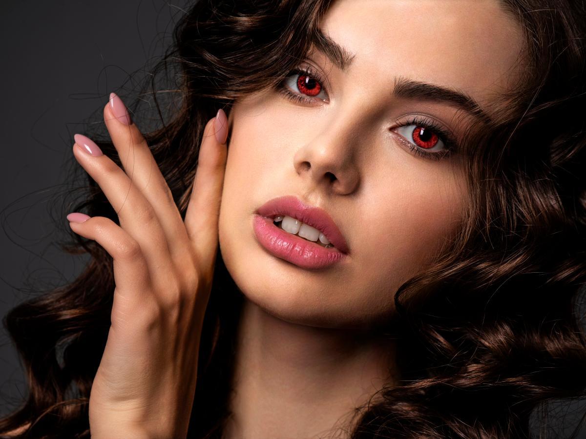 Lentes de contacto en Halloween, sin arriesgar la salud visual