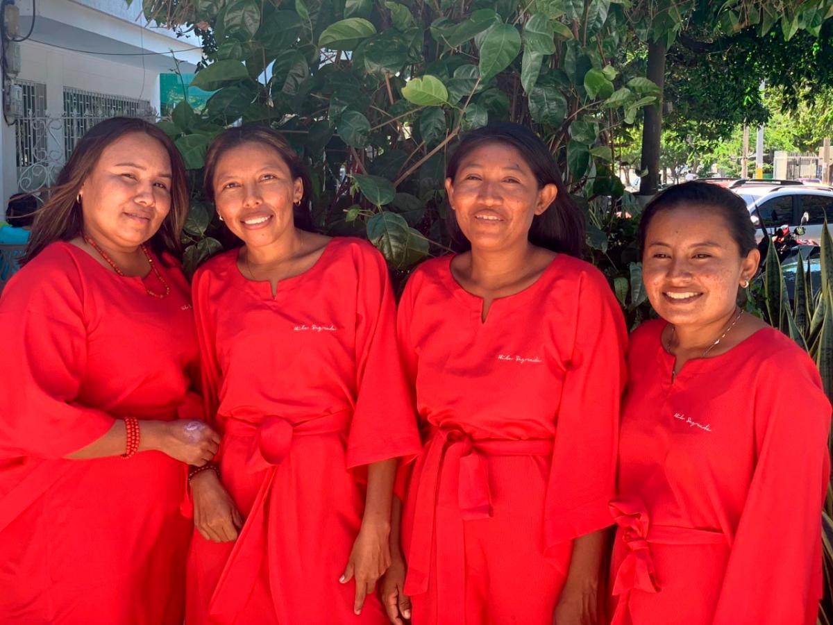 Para las wayuu menstruar ya no será esconderse del mundo